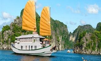 3 Day Bai Tu Long Bay Private Deluxe Cruise