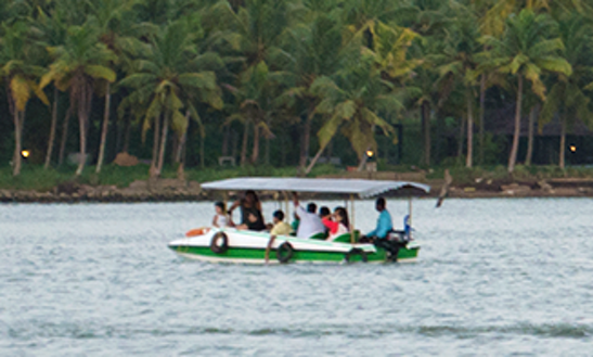 Charter A 7 Person Dinghy In Kulathoor, India For A Fun Water Experience