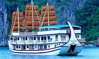 Junk Boat Cruise Hanoi