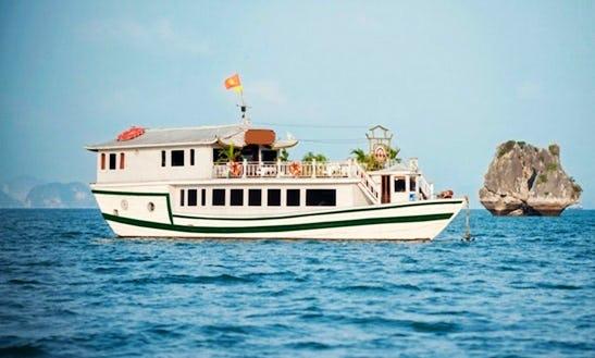 Legend White Dolphin Cruis In Hanoi - Vietnam
