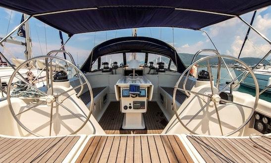 Cruising Monohull Rental In Skiathos