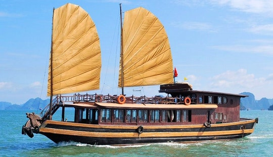 Oriental Sails Ii (cruise)