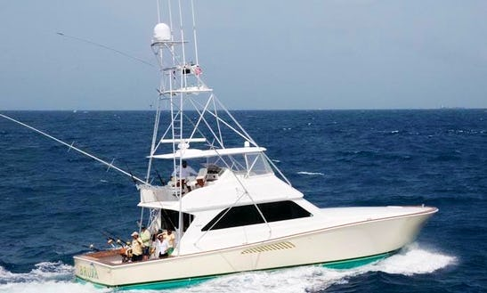 Sport Fisherman Fishing Charter In Puerto Rico