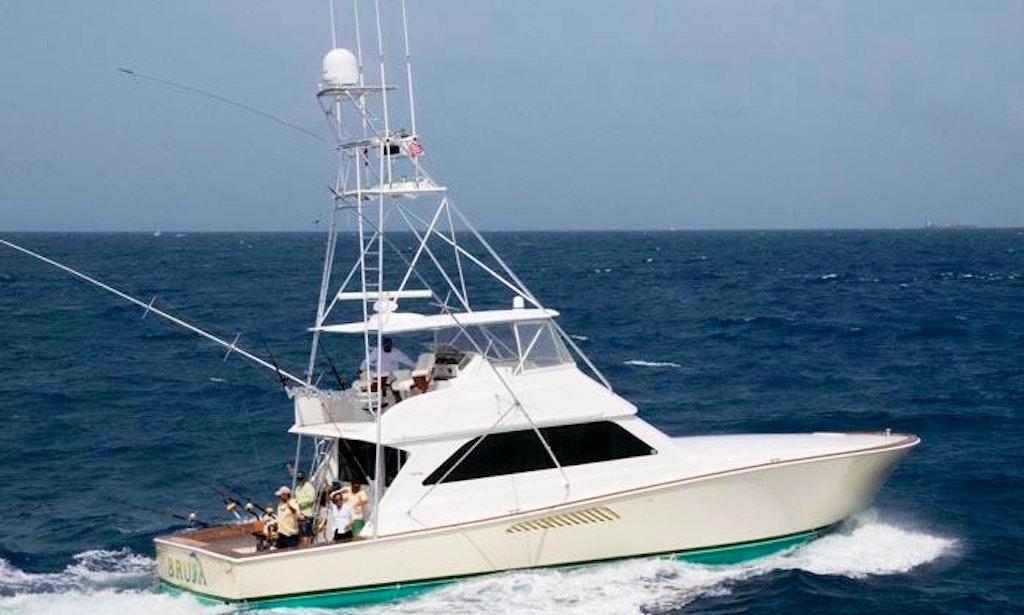 Sport fisherman fishing charter in puerto rico getmyboat for Puerto rico fishing charters