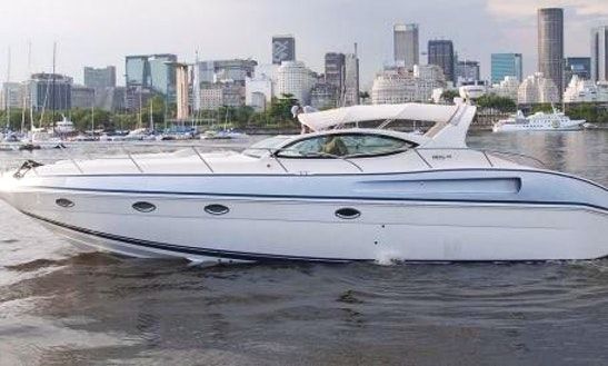 Motor Yacht Bituka Rental In Rio De Janeiro