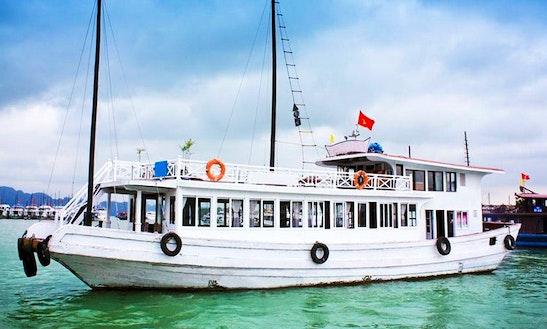Enjoy Cruising In Hạ Long, Quảng Ninh