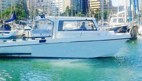 Best Fishing Charter For 8 People In Durban, South Africa