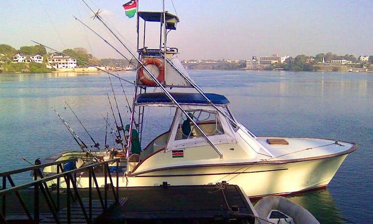 Deep Water Sportfishing in Mombasa