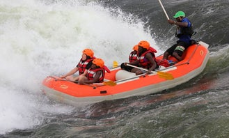 Rafting Trips in the White Nile River