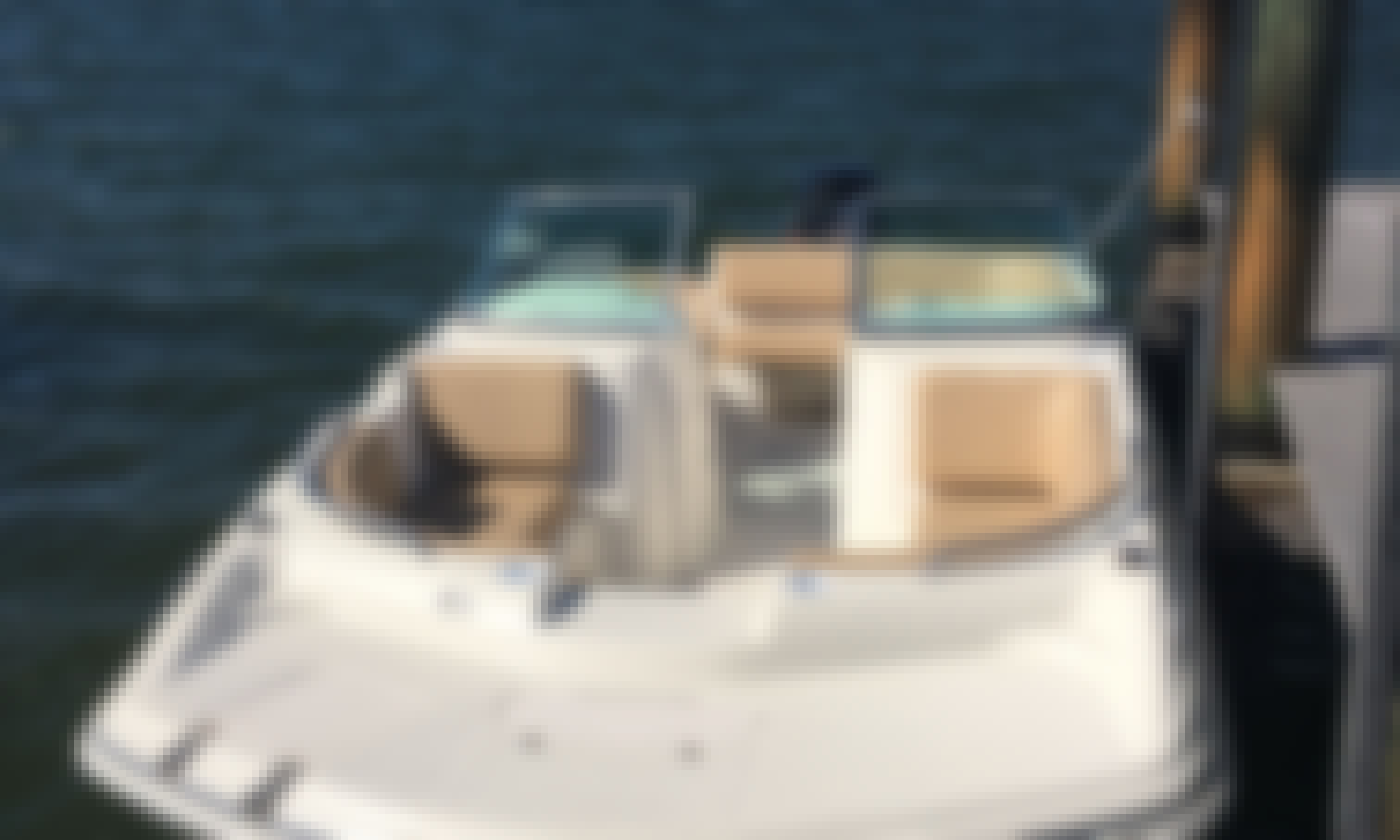 Deck Boat Rental in Sarasota, Florida