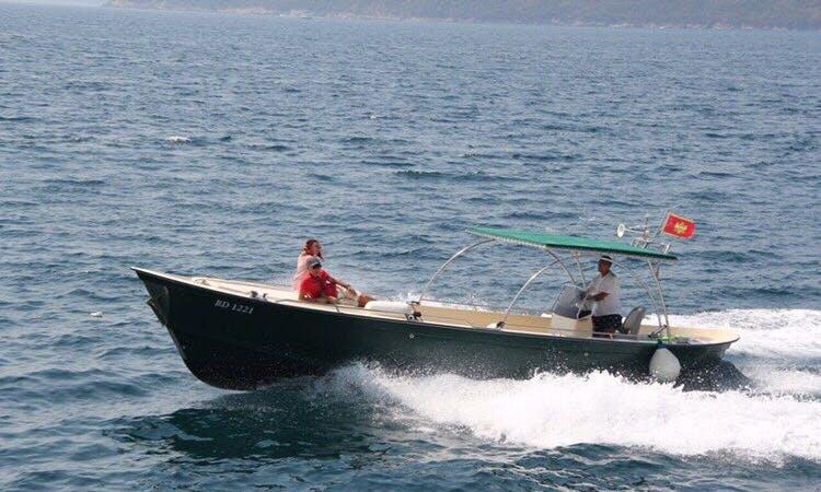 Center Console Boat in Herceg - Novi