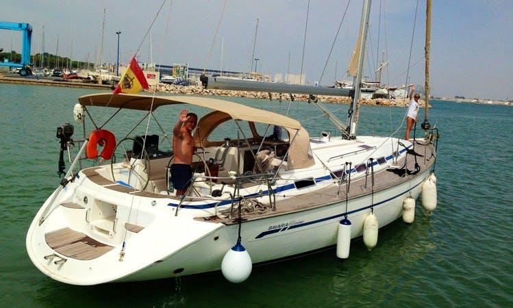 2005 Bavaria 49 Cruiser Charter in El Puerto de Santa María