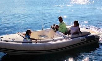 Avon Seasport 490Dl Inflatable Boat for Rent in in Port de Sóller, Spain