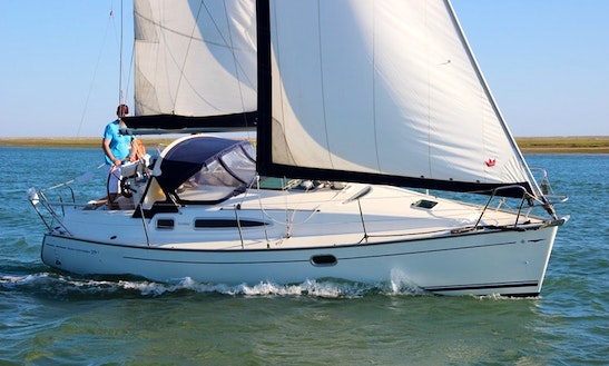 Jeanneau Sun Odyssey 29.2 Legend For Rent In Faro, Algarve