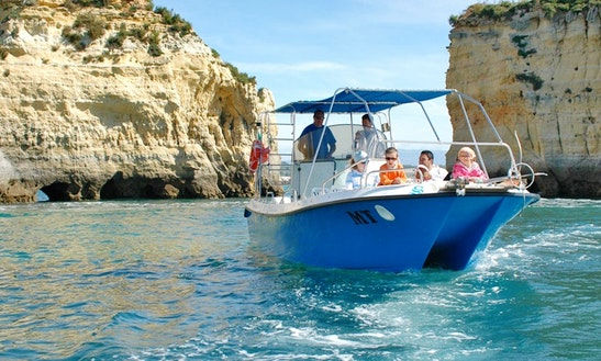Explore Lagos City On Power Catamaran Rental In Lagos
