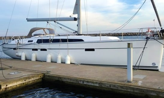 Charter 46' Bavaria Cruising Monohull In Palma, Spain