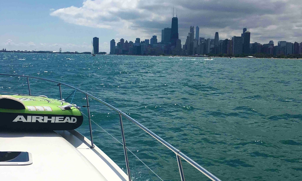 44 39 Luxury Yacht Rental Chicago Book Monday Thrue Thursday For