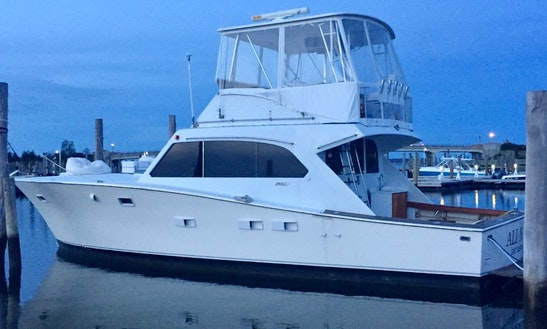 Motor Yacht Sleep Aboard Rental In Sag Harbor