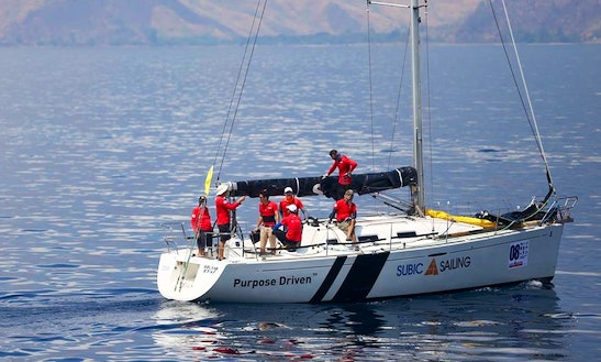 Charter A Cruising Monohull In Subic Bay Freeport Zone, Philippines