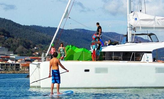 Cruising Catamaran Rental In Porto
