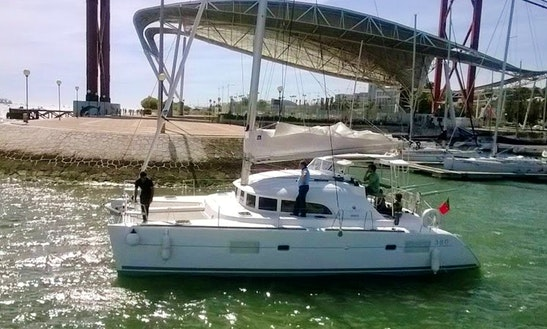 Cruising Catamaran Rental In Lisboa Or Cascais