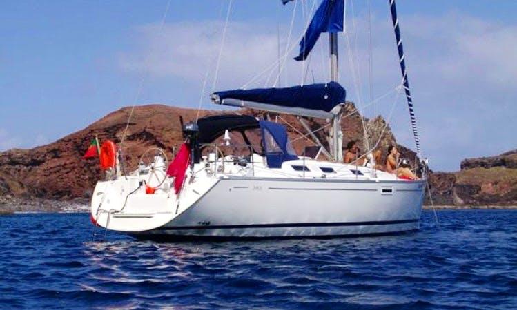 Cruising Dufour 385 GL charter in Funchal, Madeira