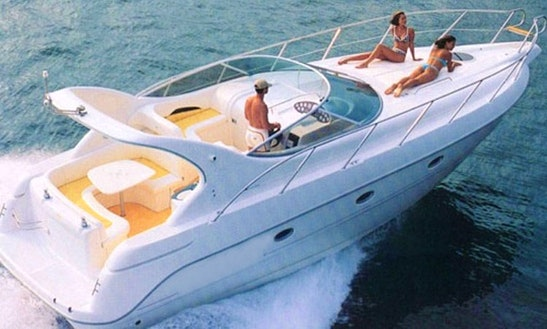 34' Sessa Marine Luxury Motor Yacht In Marbella