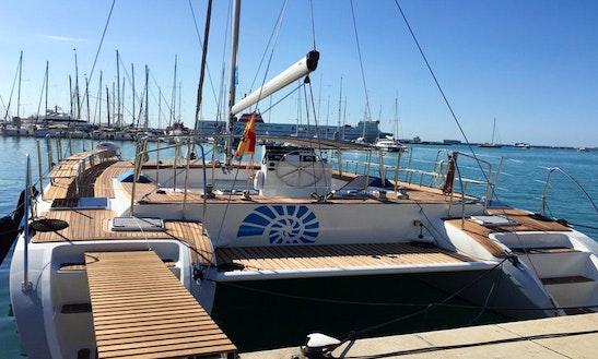 50' Catamaran In Spain