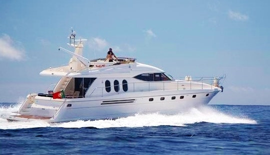 Princess 20m For Charter In Cascais, Portugal