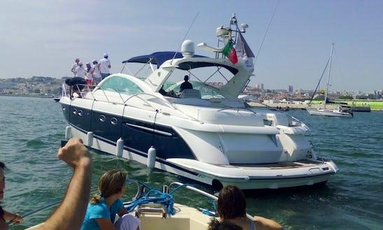 Motor Yacht Rental In Cascais & Lisbon