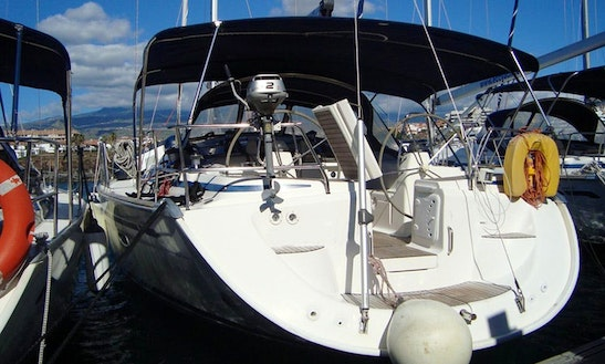 Bavaria 50 Cruiser Yacht Charter In Spain