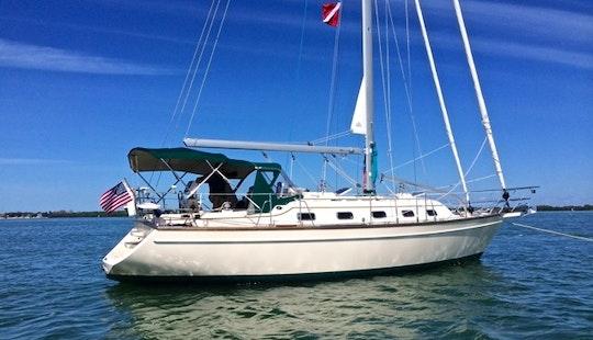 First Class Sailing Yacht