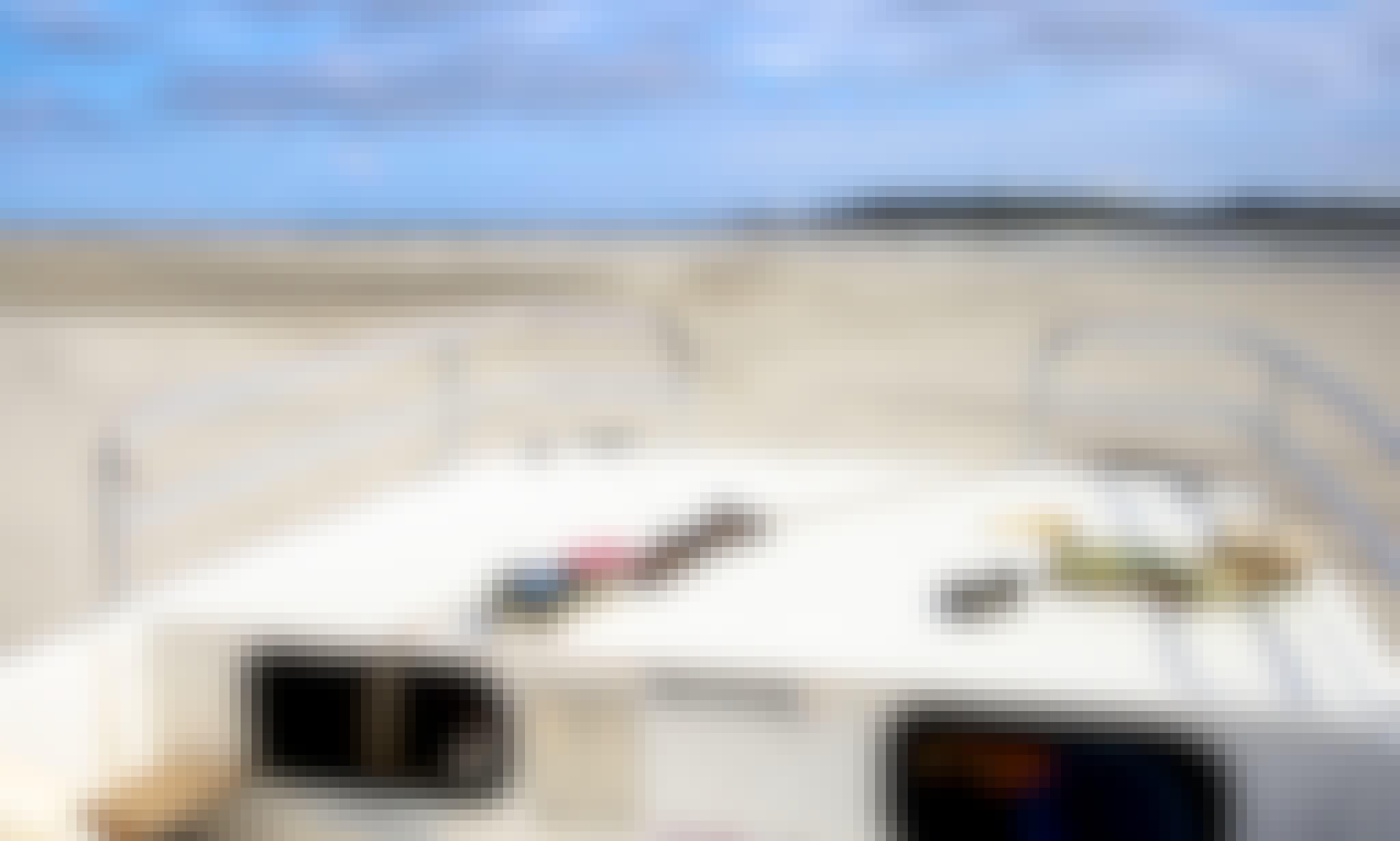 24ft, 12 Center Console Charter in Folly Beach, South Carolina