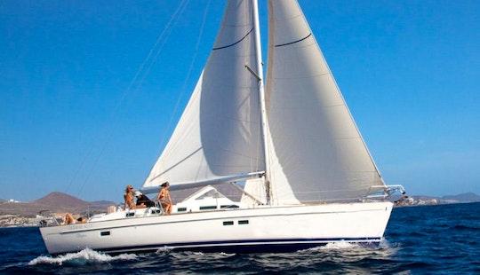 Luxury Sailing On