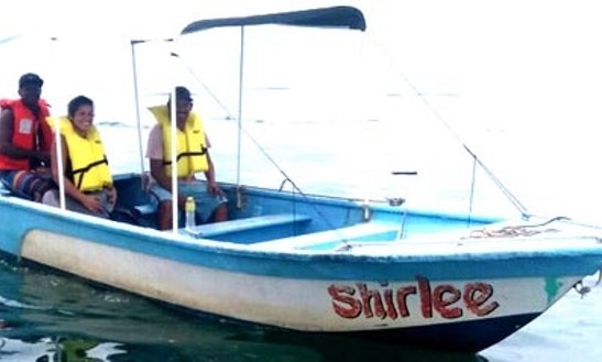 Rent 20' Shirlee Dinghy In El Empalme, Panama