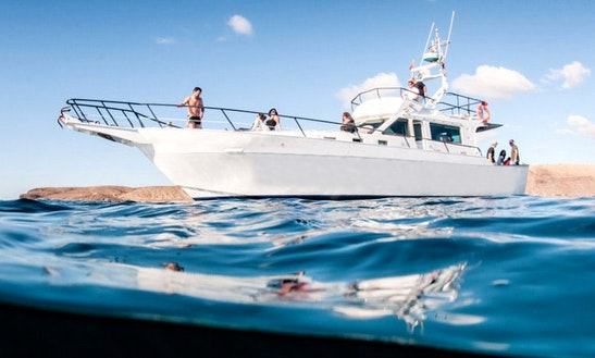 Chilloutcruise Playa Blanca (only With Captain)