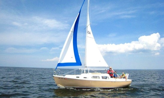 Rent 24' Cruising Monohull In El Empalme, Panama