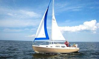 Rent 24' Cruising Monohull in El Empalme, Panama
