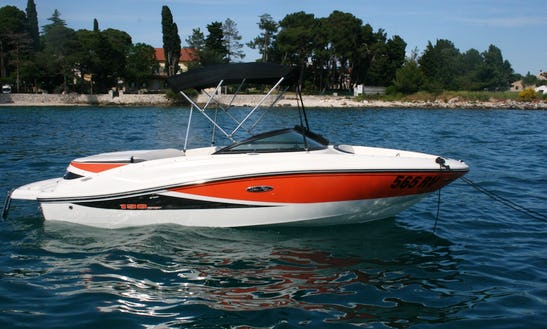 Bowrider Rental In Rovinj