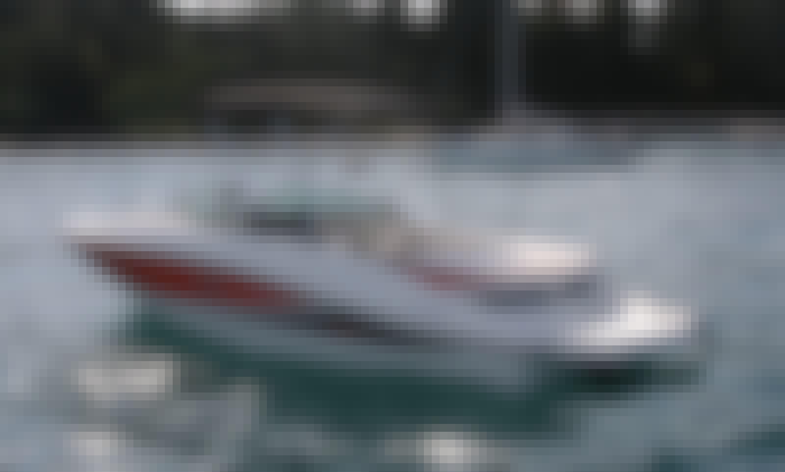 Bowrider rental in Rovinj