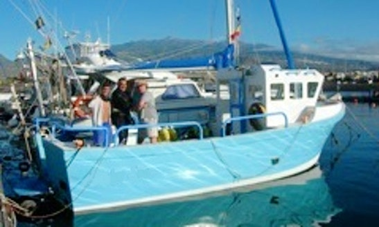 Diving Trips In Arona
