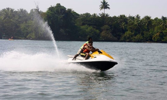 Rent A Jet Ski In Chipi, Maharashtra