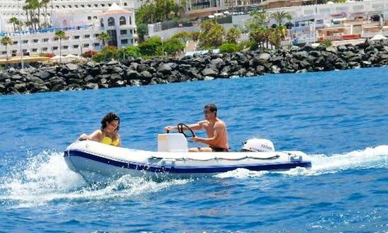Speed Boat Rental In Spain