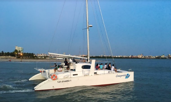 Charter A 12 Person Cruising Catamaran In São Luís, Brazil