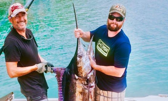 Sea Fishing Day Trips In Moorea
