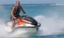 See the Crystal Blue Waters on Jet Ski in Noord, Aruba