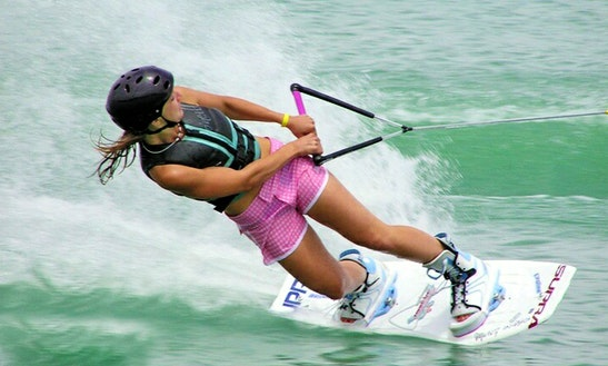 Enjoy Wakeboarding In Gorai, Maharashtra