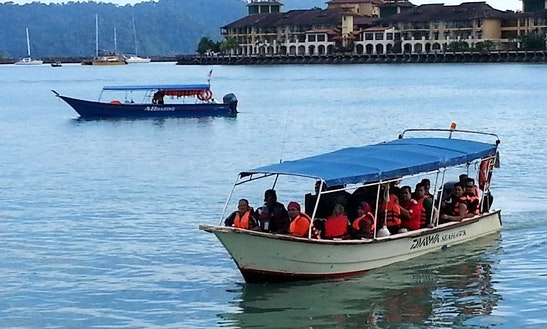 Visit The Islands Of Langkawi With This Center Console Charter In Langkawi, Malaysia