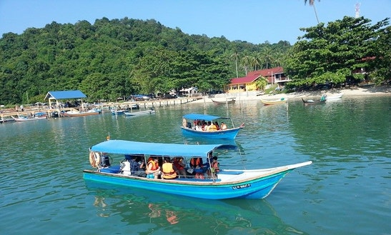 Experience Langkawi, Malaysia By Water With This Center Console Charter
