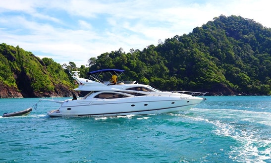 Charter A Luxury Motor Yacht In Tambon Ko Chang, Thailand